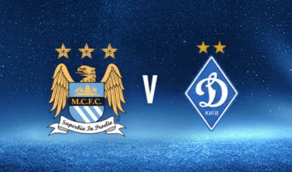 Manchester City vs Dynamo Kyiv