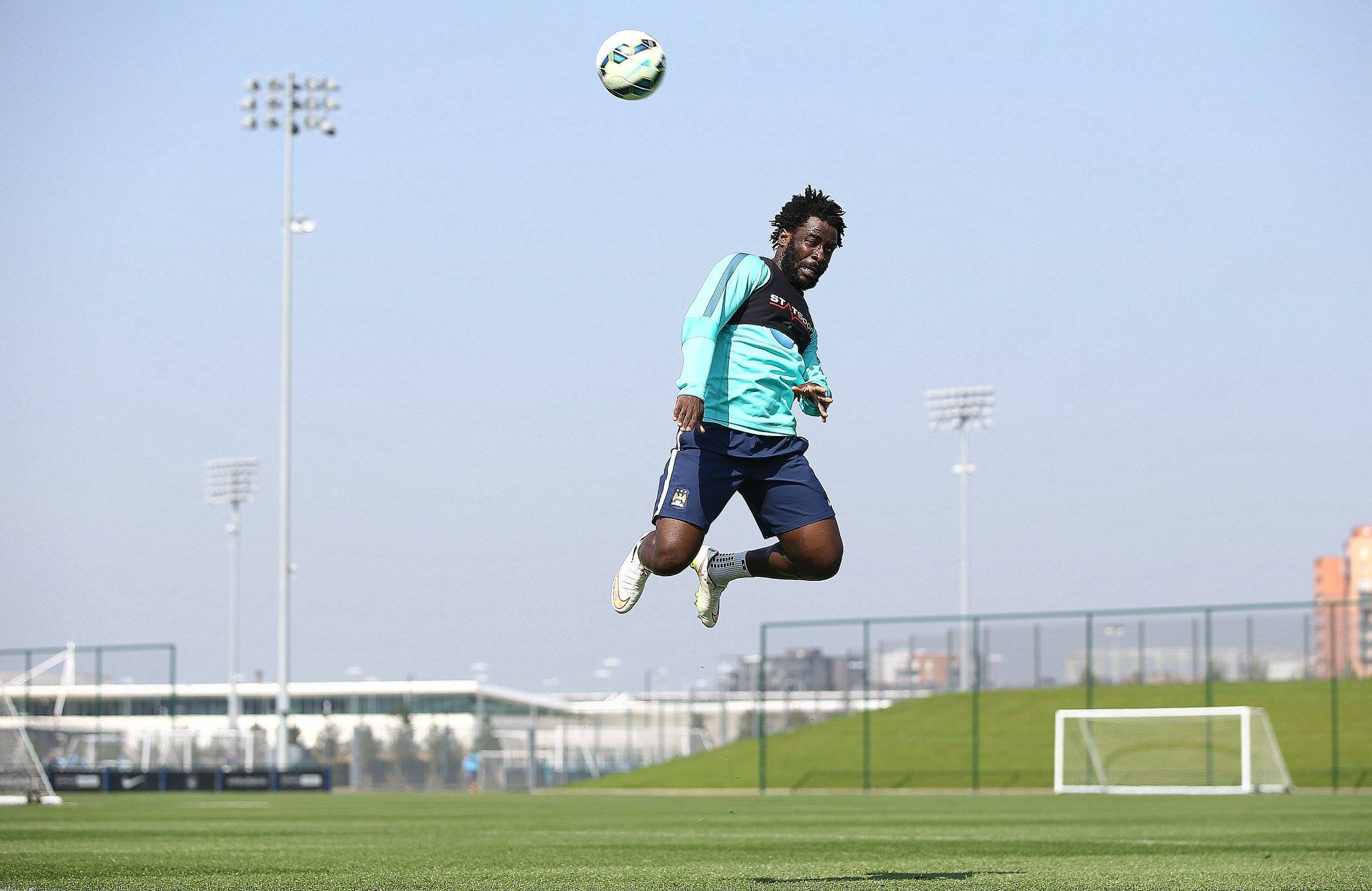 Too Early To Judge Wilfried Bony At Manchester City