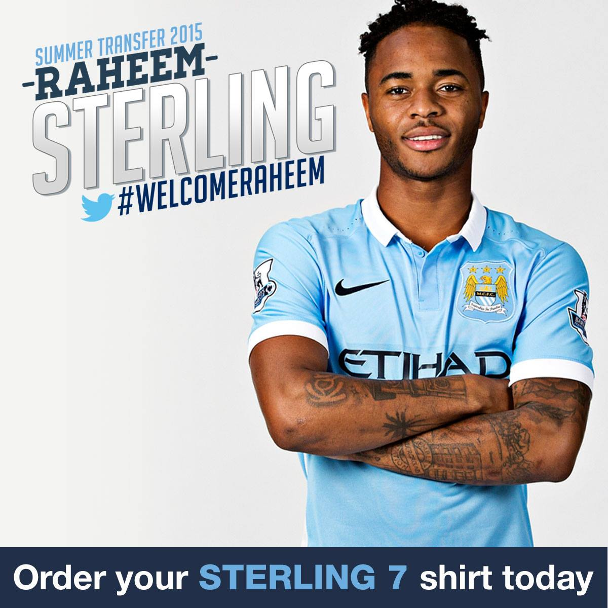 on sale 63239 5502a Will Raheem Sterling Become Manchester City's Next