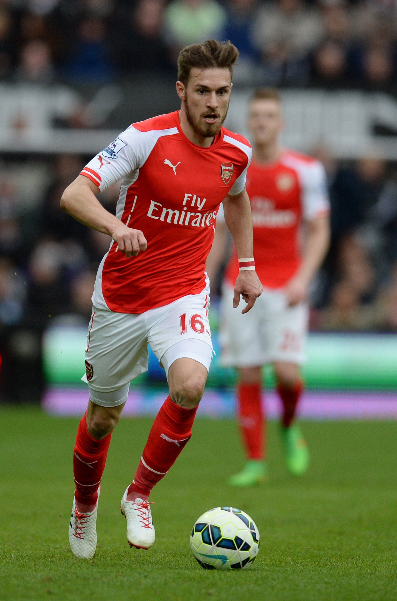 City Transfer Watch Arsenal s Ramsey set for a move