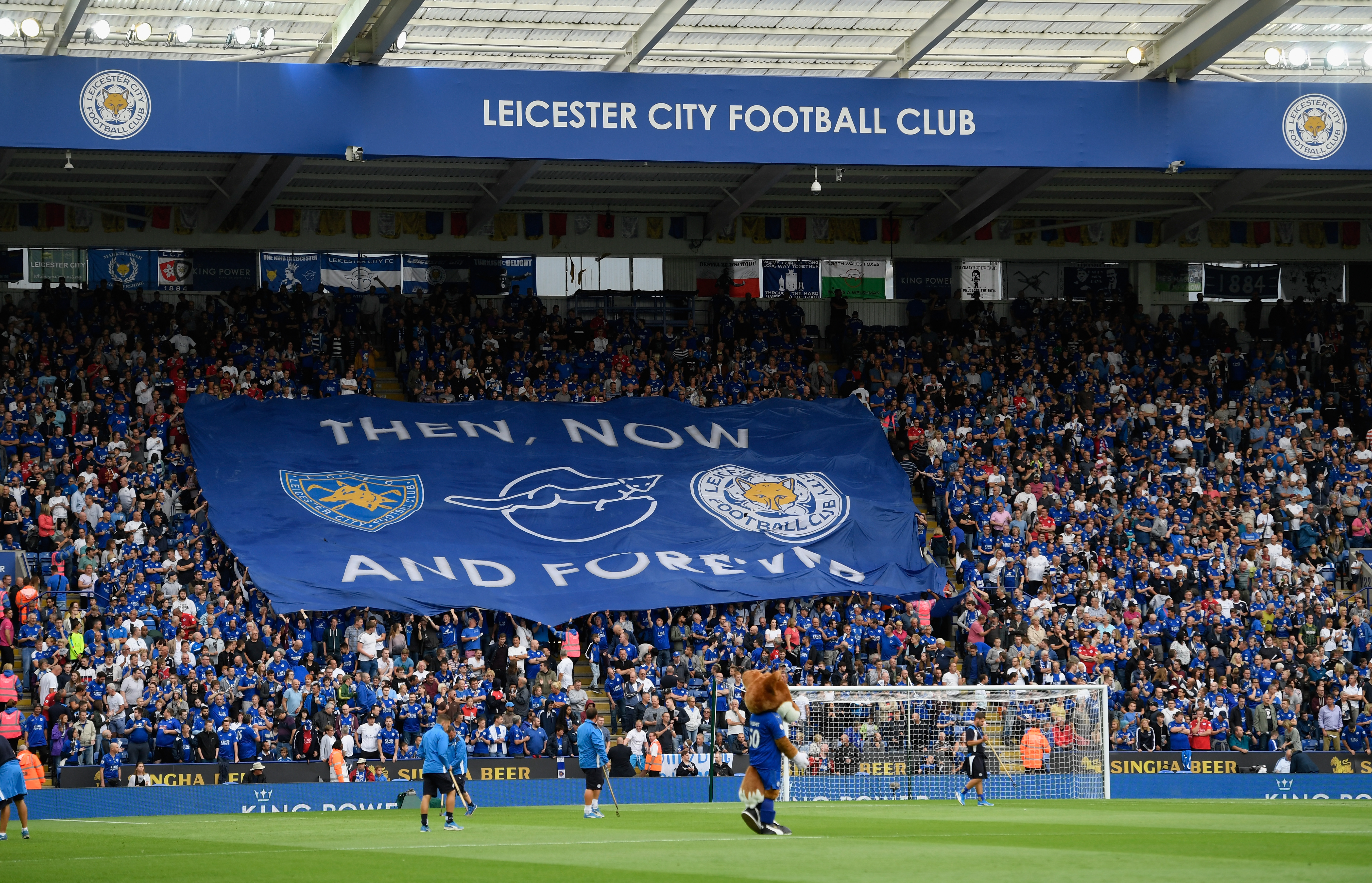 5 Q&As with Leicester City reporter before Manchester City ...