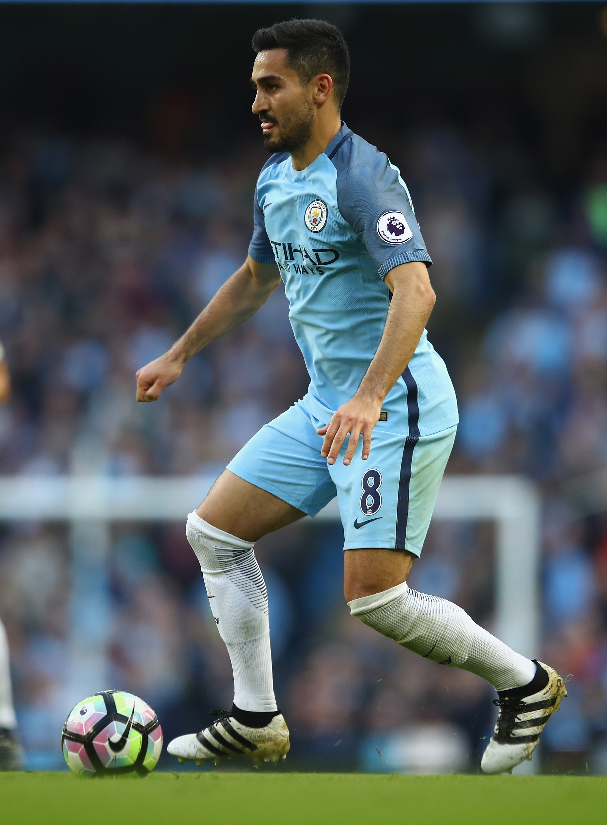 Manchester City profiles If fit Ilkay Gundogan a midfield