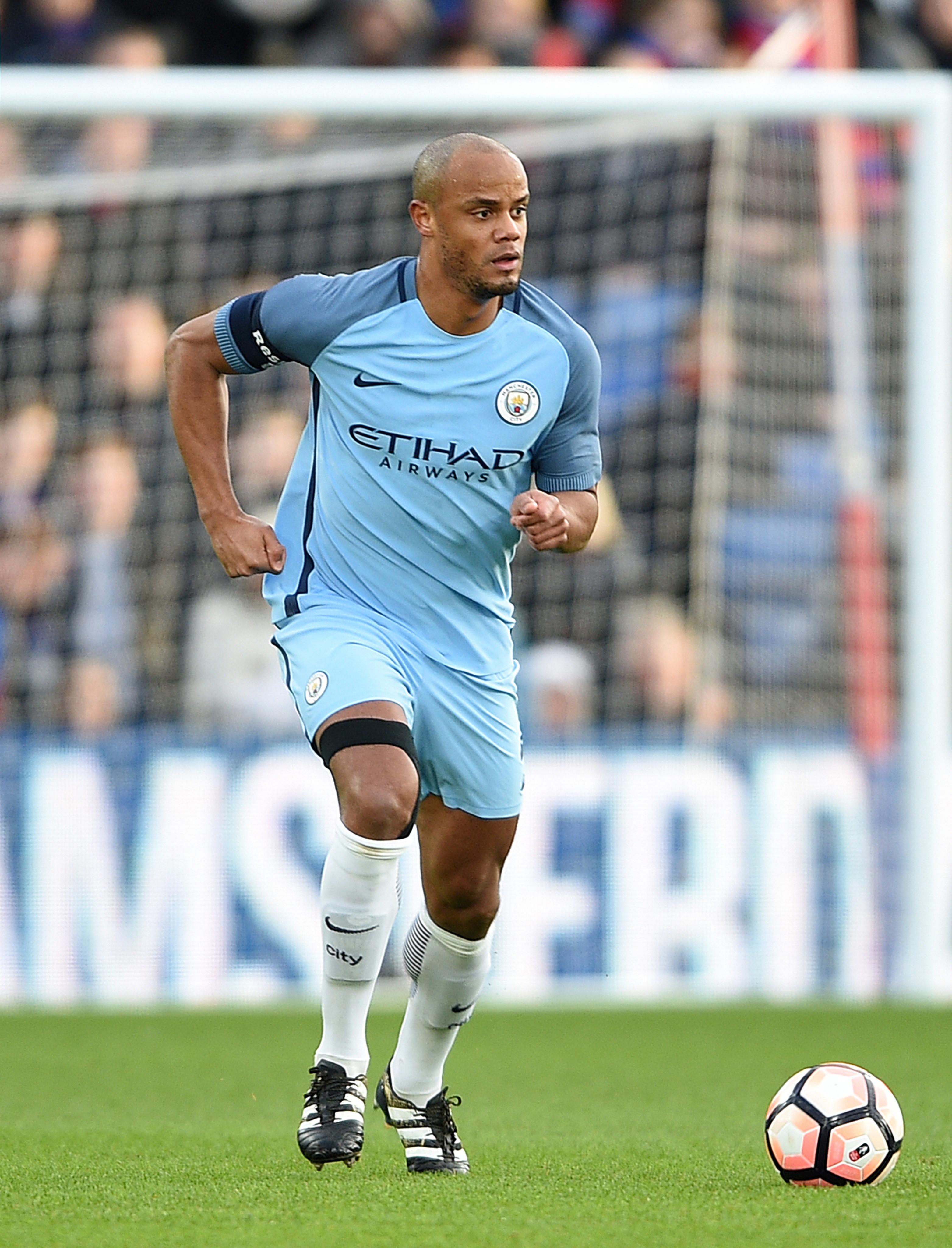 Manchester City Profiles Vincent Kompany Uncertain Future Page 2