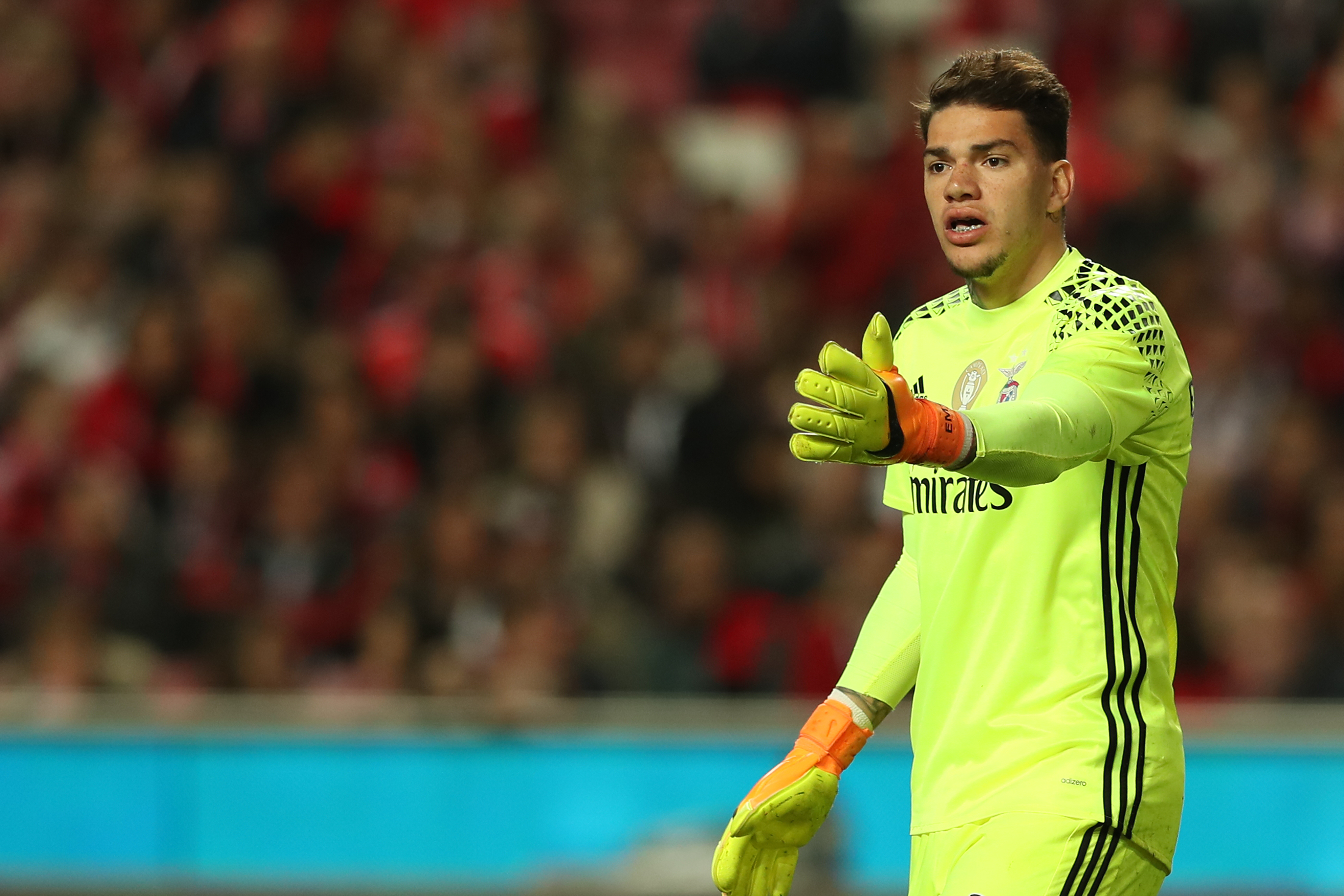 Manchester City told goalkeeping ace Ederson is not for sale
