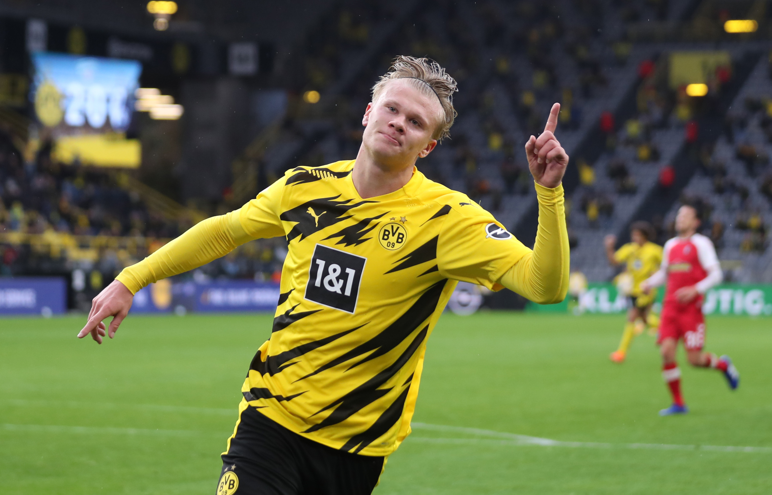 Manchester City Why Erling Haaland Should Be Aguero S Replacement
