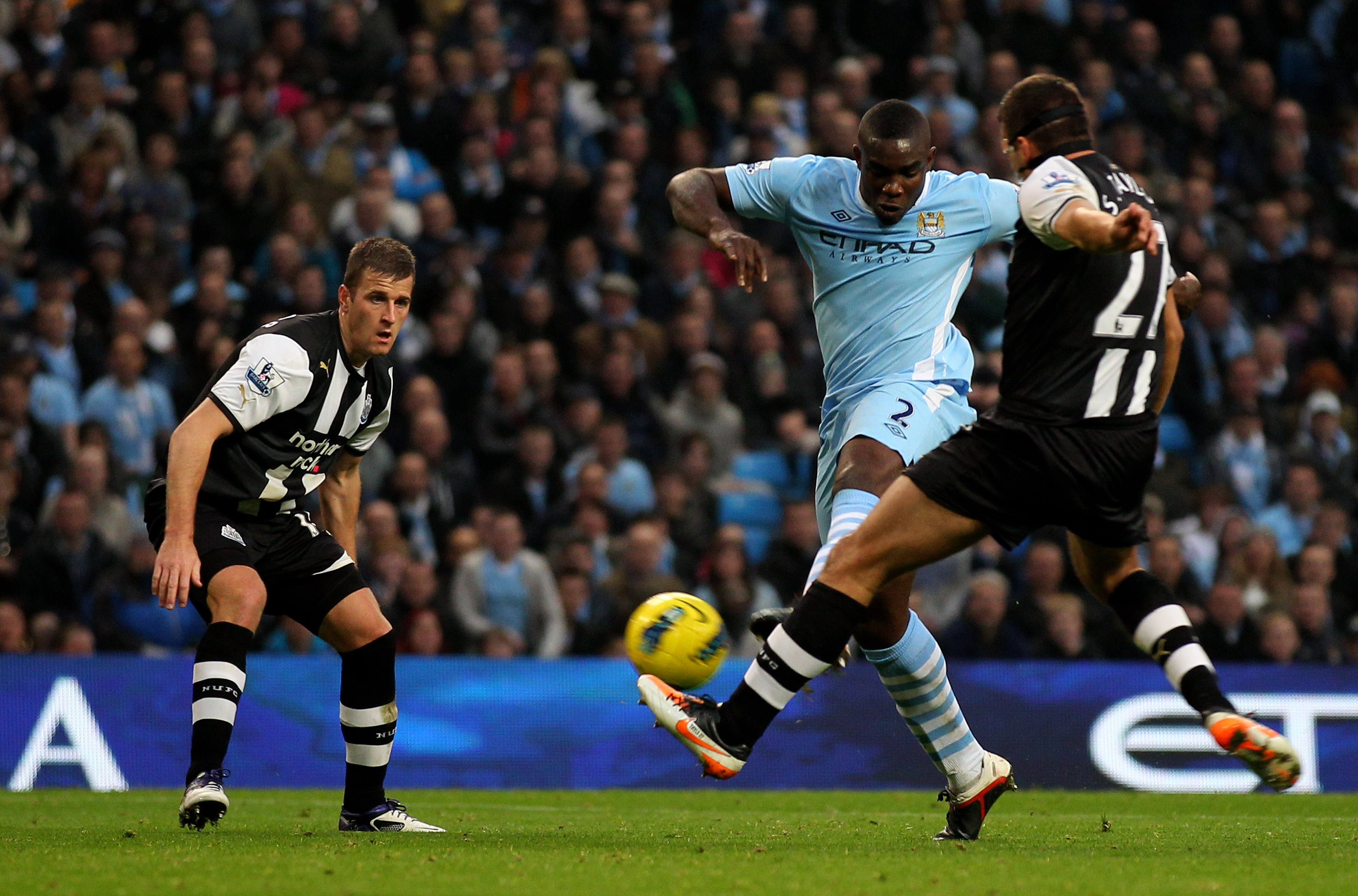 Man City Fixtures: History Of The Fixture: Manchester City Visit Newcastle