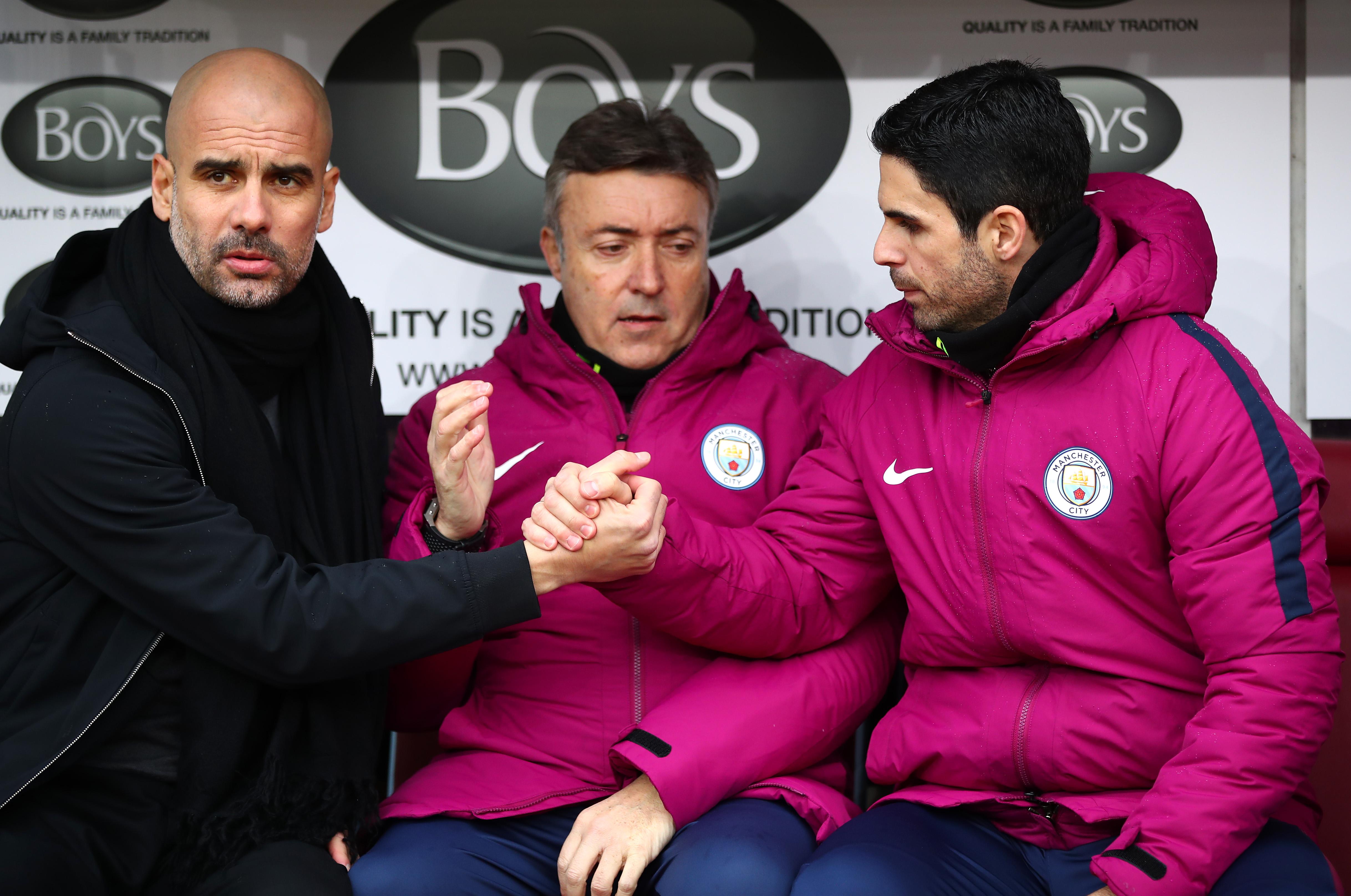 Burnley boss Sean Dyche: Fans fantastic for Man City draw