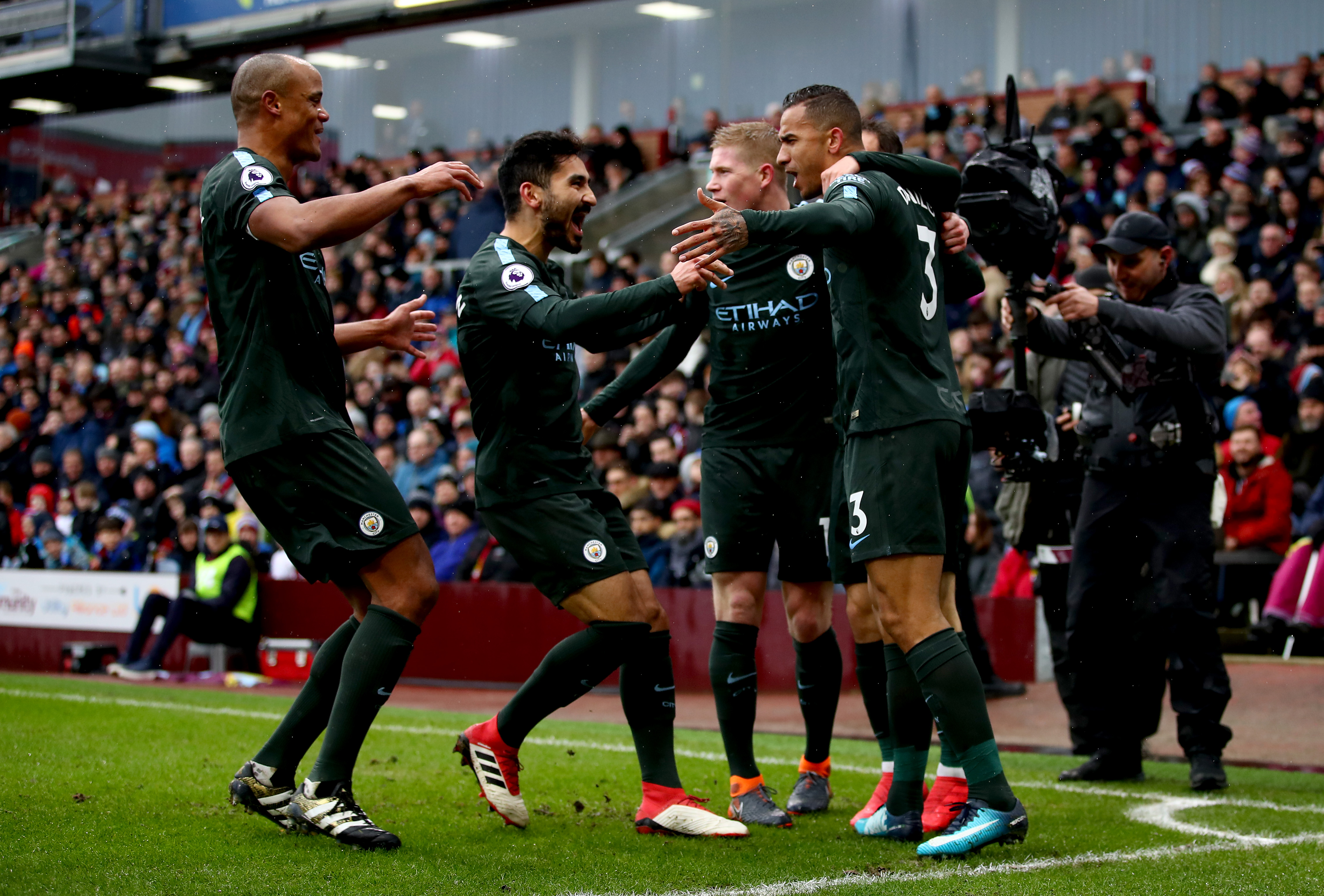 Manchester City: Ratings from Turf Moor